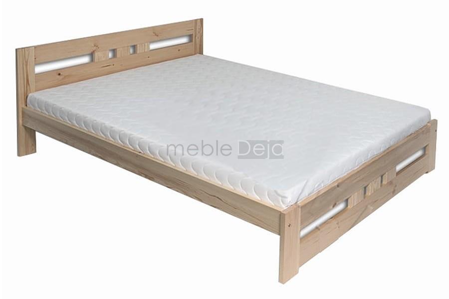 łóżko Drewniane Sosnowe Rama84 180x200